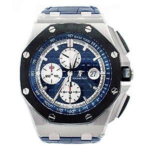 Best Epic Trends 51jsinNYT-L._SS300_ Audemars Piguet AP Royal Oak Offshore Chronograph 44mm Platinum Watch 26401PO.OO.A018CR.01