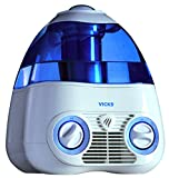 Vicks Starry Night Cool Moisture Humidifier, Vicks Humidifier for...