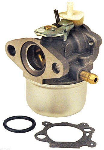 (Briggs & Stratton 499059 Carburetor 120000 Model Series 14112 Rotary fits 123K00 Series (0005-3717), 124T00 Series (0101-4305) Engine)