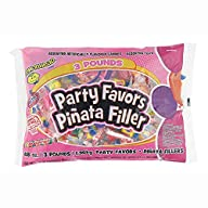 Girl Birthday Pinata Filler, Assorted 3lbs