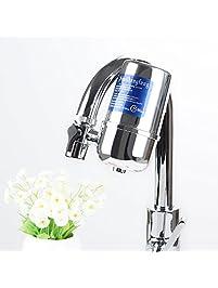 Faucet Mount Water Filters Amazon Com Kitchen Amp Bath