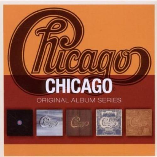 Chicago-Original Album Series-5CD-FLAC-2010-VOLDiES Download