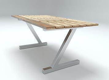 Tischgestell Edelstahl Tischuntergestell Tischkufe Kufengestelle