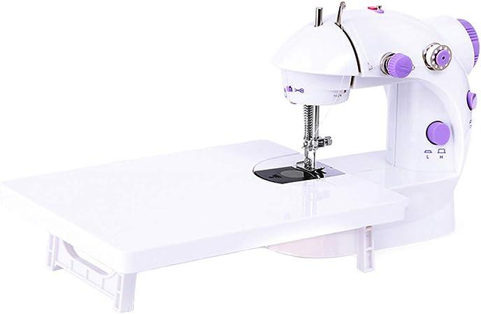 sgtrehyc SGT® Máquina de Coser Mini Máquina de Coser portátil para ...