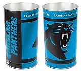 Carolina Panthers 15 Waste Basket - Licensed NFL Football Merchandise