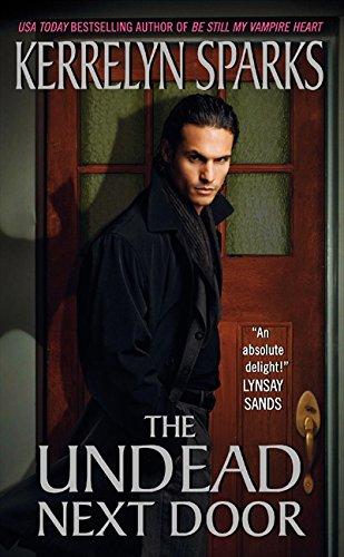 book cover of The Undead Next Door