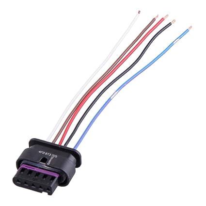Amazon.com: CITALL 5-pin m air flow sensor MAF harness pigtail ...