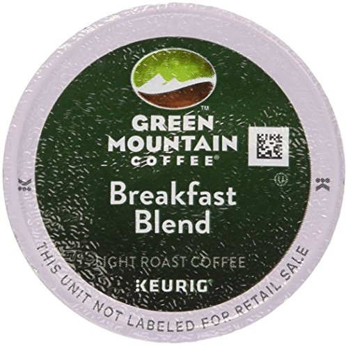 Green Mountain Breakfast Blend 96 K Cups (Green Decaf Mountain Breakfast)
