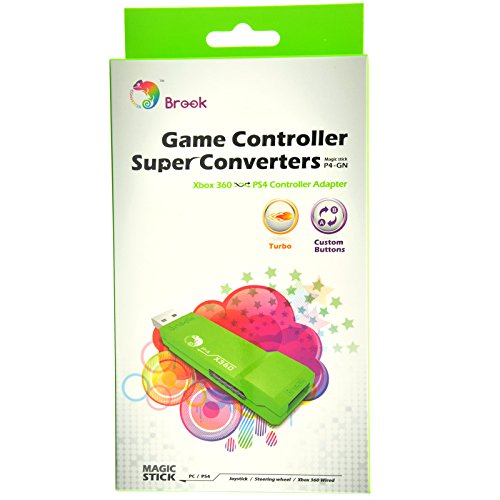 Brook Super Converter Xbox 360 to PS4