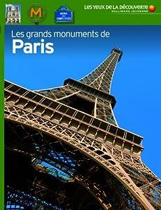 """Afficher """"Les grands monuments de Paris"""""""