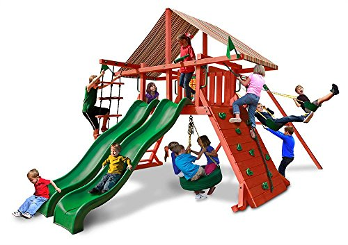 Sun Climber Extreme Swing Set by Gorilla Playsets