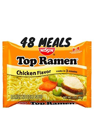 nissan chicken ramen - 9