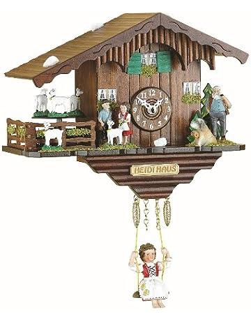 Kintrot Horloge coucou For/êt Noire Maison Chalet Pendule murale Horloge Home Decor