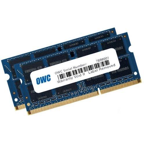 Memoria DDR3L , 1600 MHz 2 x 8 GB SO-DIMM, 16 GB OWC OWC1600DDR3S16P