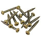 Veranda 1-1/2 in. Stainless Steel Wicker Screw (12-Piece / Bag)