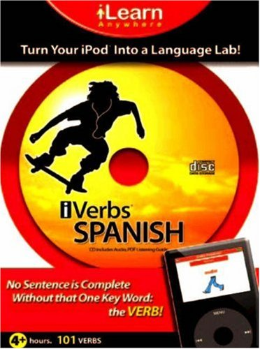 iVerbs Spanish (Ilearn Anywhere) (Spanish and English Edition)