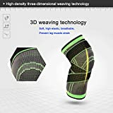 Knee Sleeve, Compression Fit Support-for Joint Pain