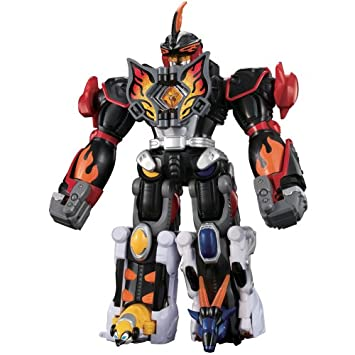 Amazon power rangers jungle fury deluxe battery operated power rangers jungle fury deluxe battery operated megazords jungle master megazord voltagebd Image collections