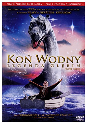The Water Horse: Legend of the Deep [DVD] (English audio. English subtitles)