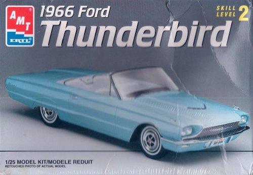 amt 1/25 1966 フォード サンダーバード Ford Thunderbirdの商品画像