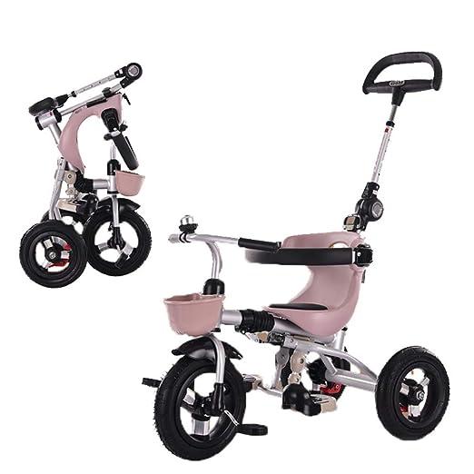 YUMEIGE triciclos Triciclo Infantil Rueda vacía de Titanio ...