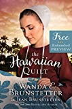 quilt book fiction - The Hawaiian Quilt (FREE PREVIEW)