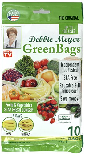 Green Bags Fruit Storage - 4