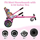 U-ZM K-1 Hoverboard Seat Attachment - Hoverboard