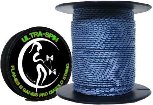 Diablo String Replacement Super Smooth Proline 25m UV Diabolo String Roll