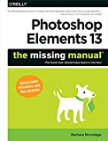 img - for Photoshop Elements 13: The Missing Manual book / textbook / text book