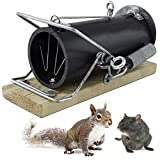 Here's The Best Solution for Your Unwanted Guests in Your Homes!  We've got the answer for your never ending problems regarding squirrels and other rodent issues. This environmental trap ranks among the leading traps and most effective on the...