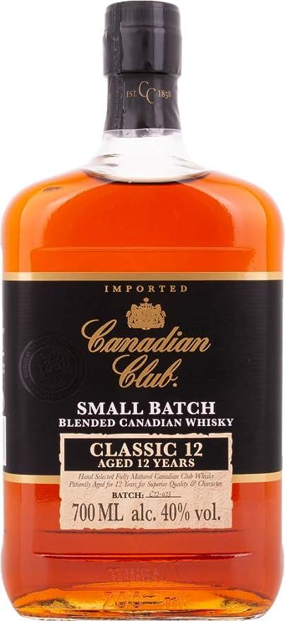 1 opinioni per Canadian Club Whisky Classic 12anni (1x 0,7l)