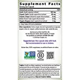 New Chapter Garlic Supplement - Garlic Force with Supercritical Organic Garlic + Non-GMO Ingredients - 30 ct Vegetarian Capsules