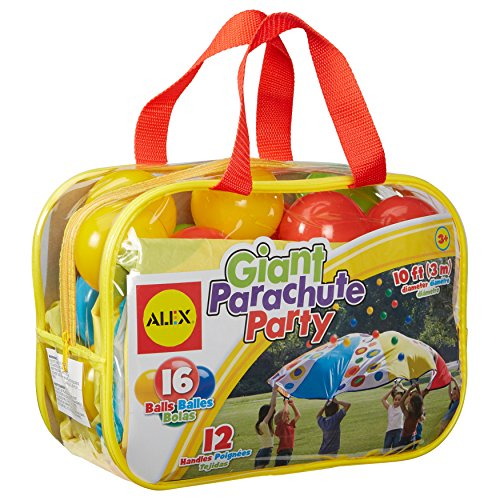 ALEX Toys Active Play Giant Parachute Party by ALEX Toys