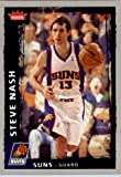 2008 Fleer Basketball Card (2008-09) IN SCREWDOWN CASE #138 Steve Nash Mint