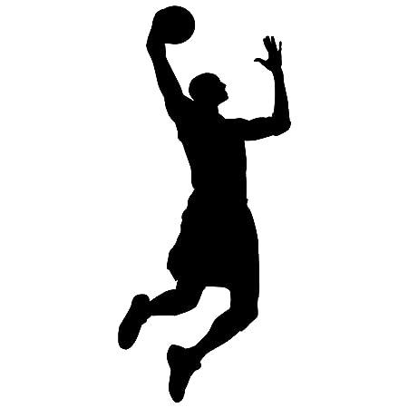Adhesivo de Pared, Baloncesto 15 – Adhesivo mural de pegatinas y ...
