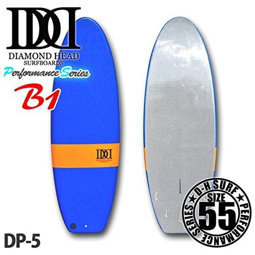 ソフトボード ダイアモンドヘッド サーフボード ミニシモンズ ショートボード ミニボード DP5   B072VHL4TZ