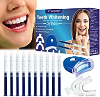 Kit de Blanqueamiento Dental Gel,Blanqueador de Dientes,Teeth Whitening Kit,Blanqueador Dientes Gel,Contra Dientes...