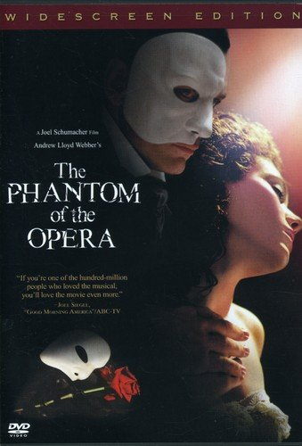 Christmas Dressing Up Ideas (The Phantom of the Opera (Widescreen)