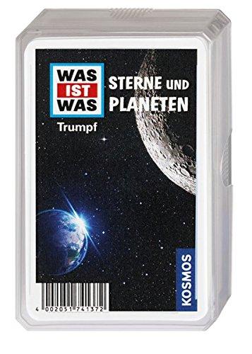 KOSMOS Spiele 741372 - Was ist was, Sterne und Planeten