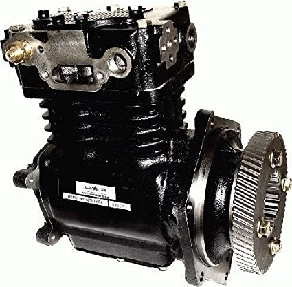 Amazon.com: TF750-Style Replacement Air Compressor for Detroit 60 Ser 12.7 Engines: Automotive