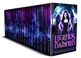 img - for Legends of the Damned: A Collection of Edgy Urban Fantasy and Paranormal Romance Novels book / textbook / text book
