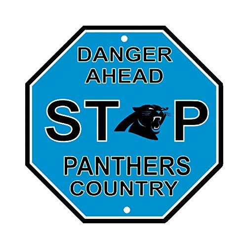 Fremont Die Carolina Panthers NFL Team Logo Garage Home O...