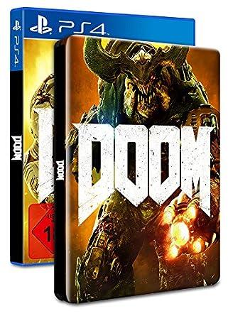 Doom - 100% Uncut - Day One Edition Inkl. Steelbook [Importación Alemana]