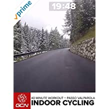 Indoor Cycling - 40 Minute Workout - Passo Valparola