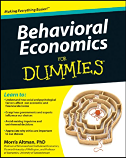 Amazon misbehaving the making of behavioral economics ebook behavioral economics for dummies fandeluxe Image collections