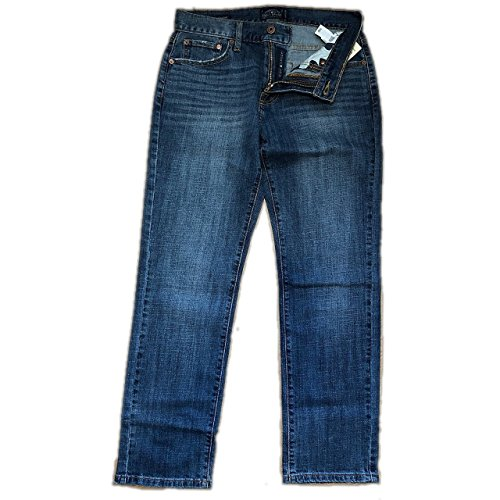 Lucky Brand Mens 221 Original Straight-Leg Jean (Big Bend, 34 x 30)