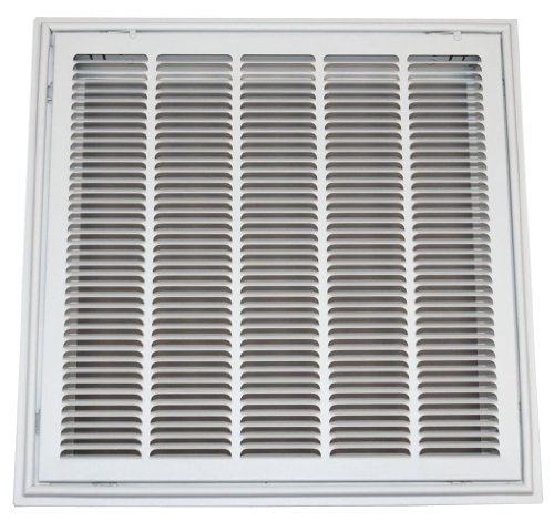 AAI Speedi-Grille TB-SFG 24-Inch by 24-Inch White Drop Ce...