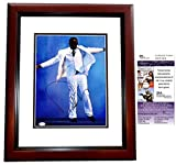 P Diddy Sean Combs Puff Daddy Signed - Autographed Concert Rapper 11x14 Photo MAHOGANY CUSTOM FRAME - JSA Certificate of Authenticity