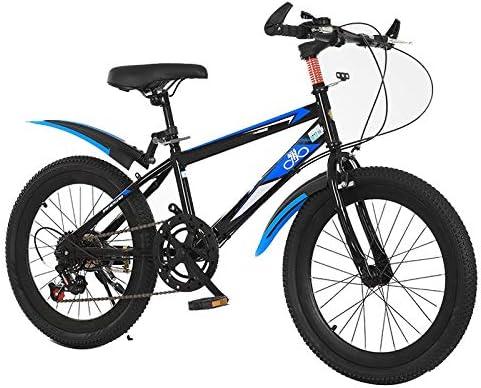 YUMEIGE Bicicletas Bicicleta Infantil 18 de 20 pulgadas, ajuste de ...
